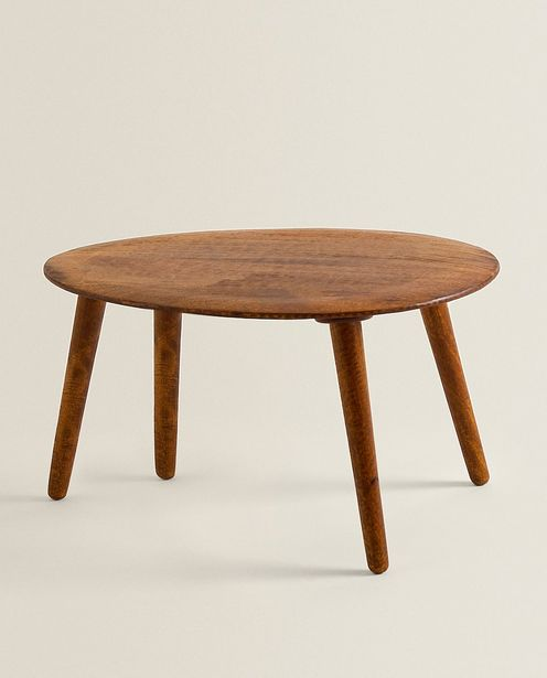 Beveled Wooden Table deals at $139