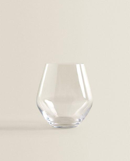 Bohemia Crystal Water Tumbler deals at $4.9