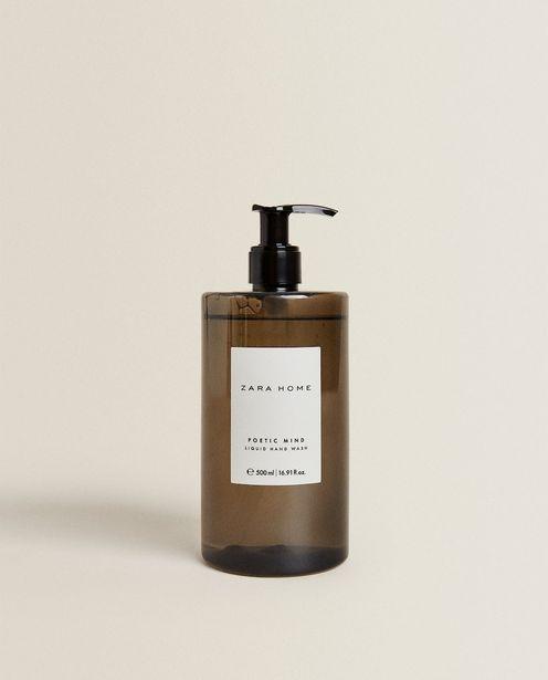(16.91Oz) Poetic Mind Liquid Hand Soap deals at $9.9