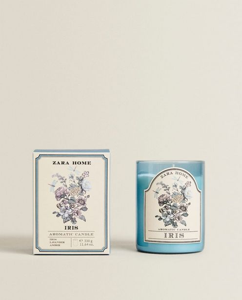 (330 G) Iris Scented Candle deals at $29.9