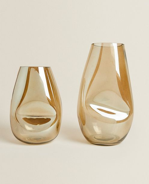 Shiny Glass Vase deals at $49.9