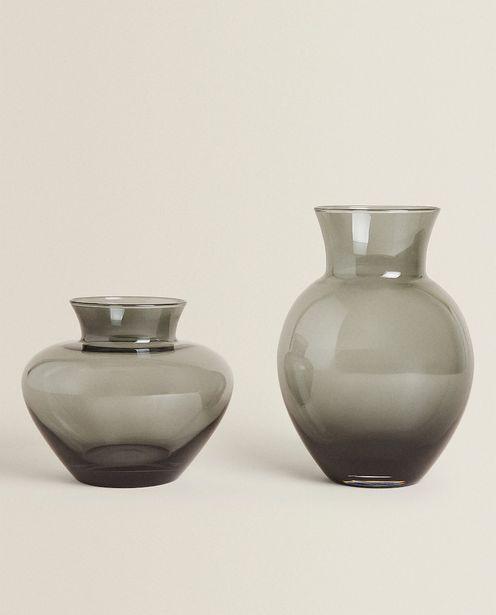 Dark Glass Vase deals at $35.9