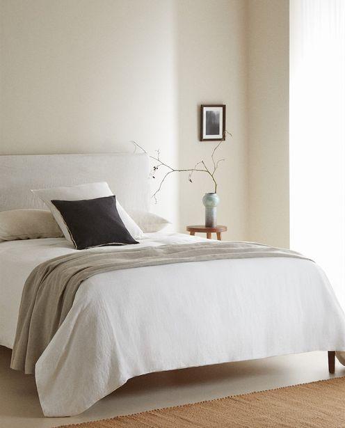 (160 Gsm) Washed Linen Duvet Cover deals at $99.9