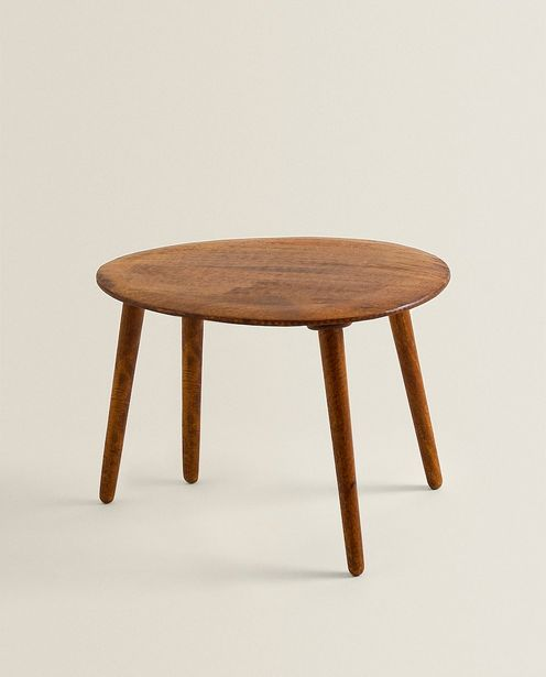 Beveled Wooden Table deals at $89.9