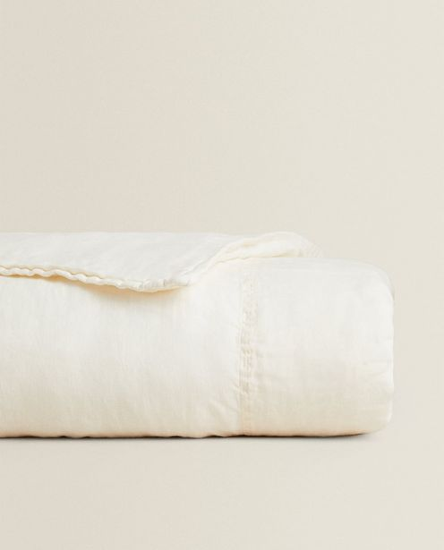 Washed Linen Quilt deals at $269