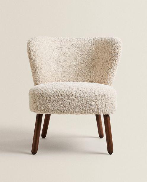 Terrycloth Armchair deals at $299