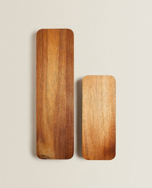 Wooden Cutting/serving Board deals at $49.9