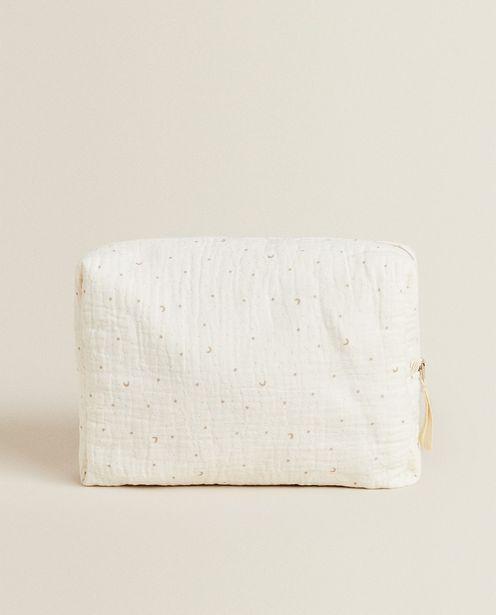 Chiffon Makeup Bag With Moons And Stars deals at $29.9