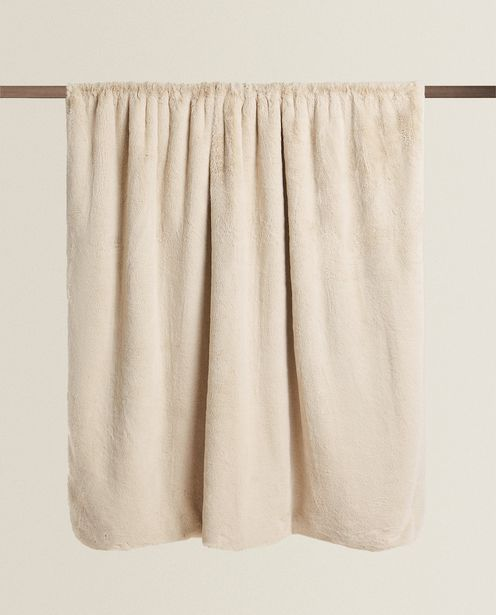 Faux Fur Blanket deals at $139