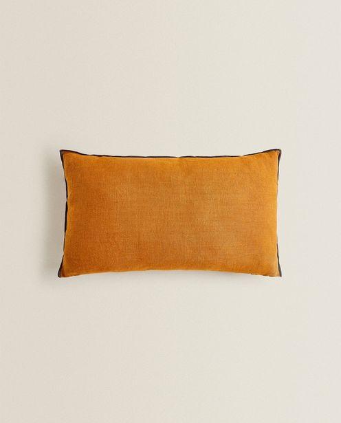 Linen Throw Pillow deals at $49.9