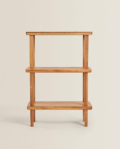 Acacia Wood Shelf deals at $269