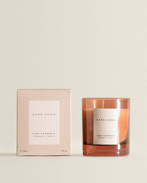 (200 G) Pure Gardenia Scented Candle deals at $17.9