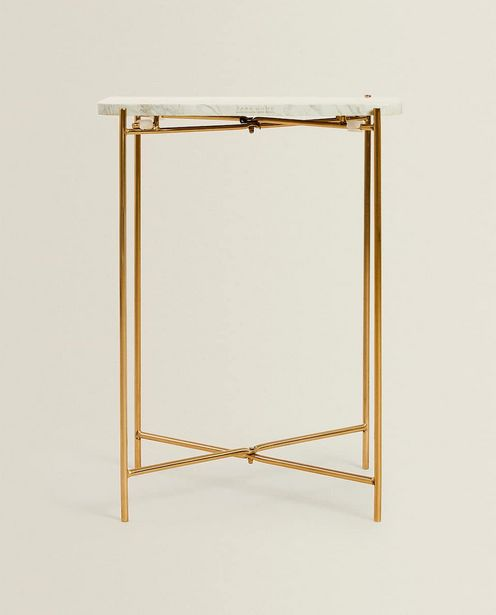 Marble Side Table deals at $99.9