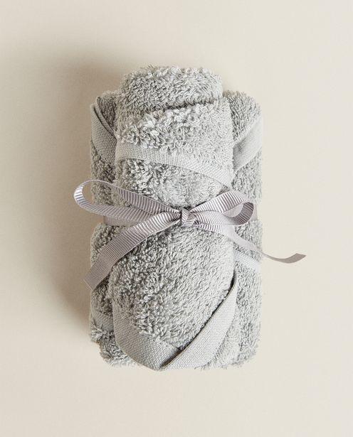 (Pack Of 3) Ecologically Grown Cotton Towels deals at $9.9