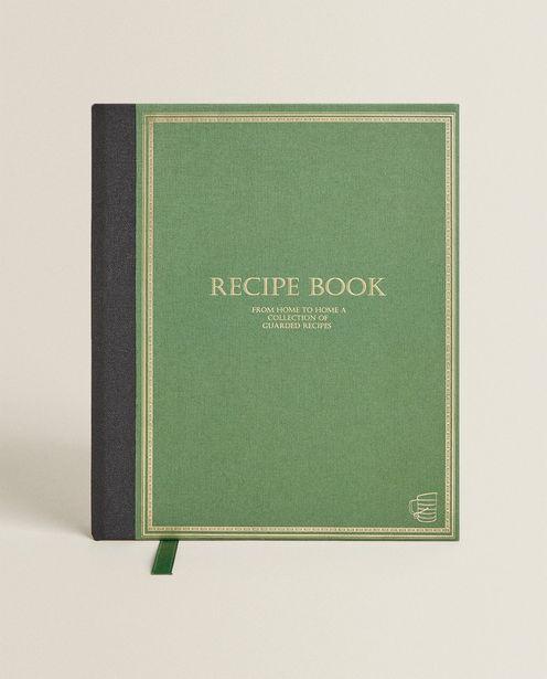 Recipe Notebook deals at $25.9