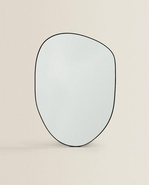 Small Irregular-Shaped Mirror deals at $99.9