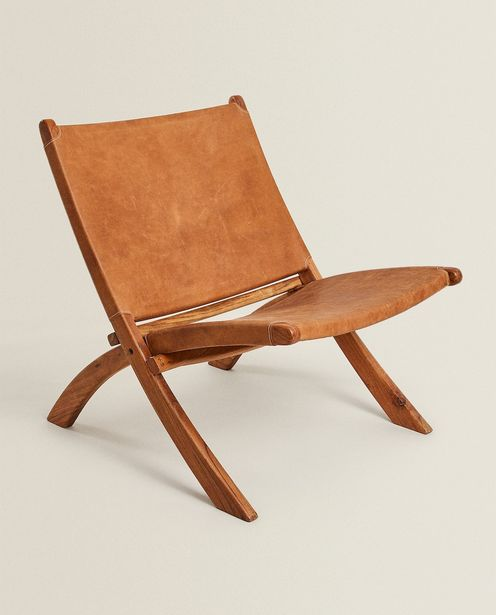Leather Folding Chair deals at $499