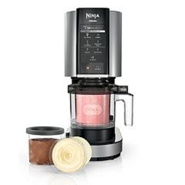 Ninja CREAMi Ice Cream, Gelato & Sorbet Maker deals at $179.99