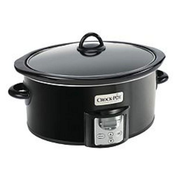 Crockpot™ 4-qt. Digital Countdown Slow Cooker deals at $34.99