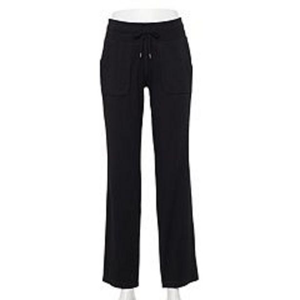 Women's Tek Gear® Essential Straight-Leg Pants deals at $36