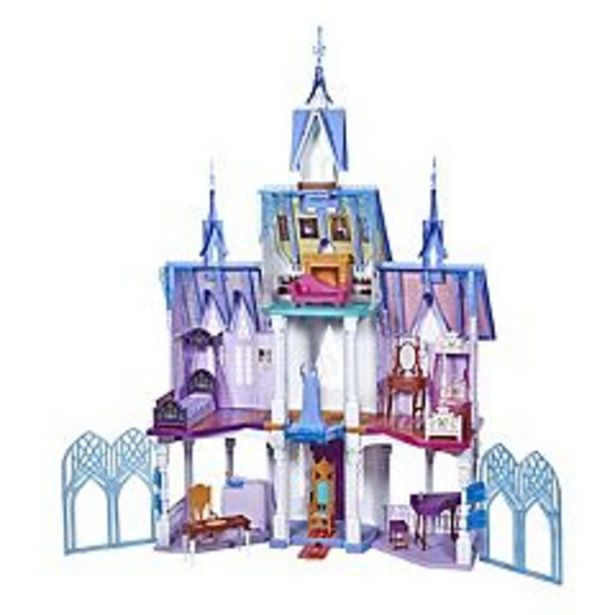 Disney's Frozen 2 Ultimate Arendelle Castle Playset by Hasbro deals at $89.99
