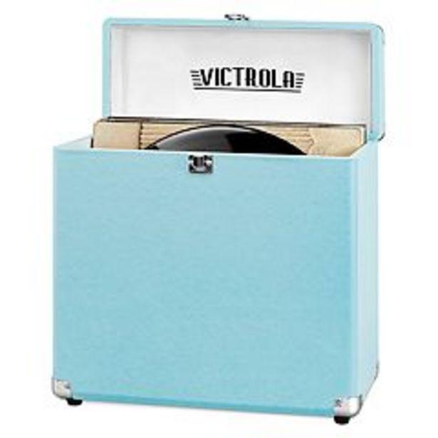 Victrola Vinyl Records Storage Case deals at $29.99