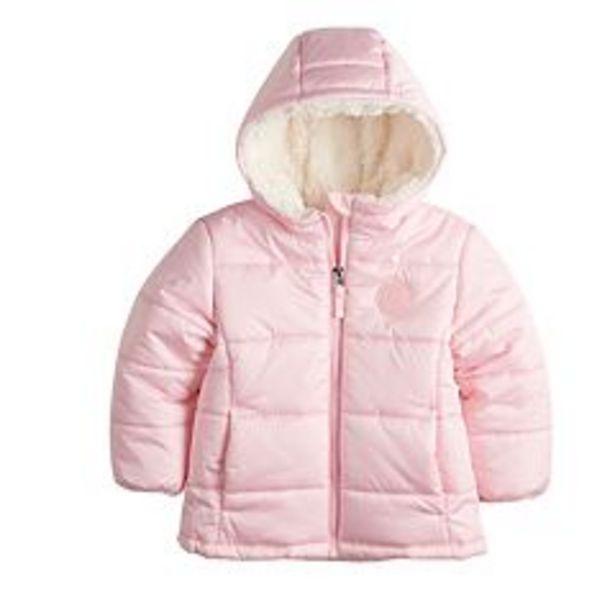 Toddler Girl ZeroXposur Ava Puffer Jacket deals at $25