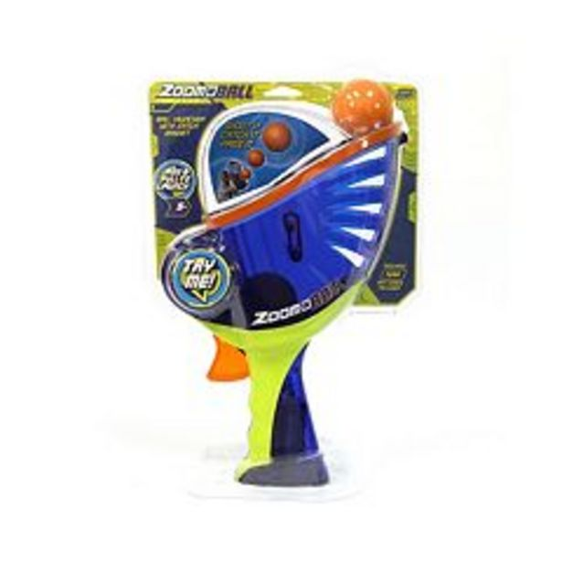 Zoom-O Ball Launcher deals at $7.79