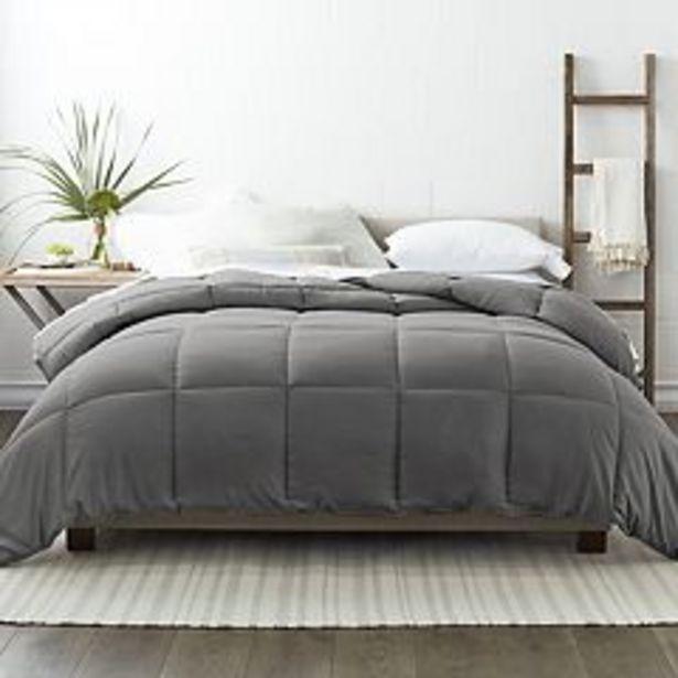 Home Collection All Season Premium Down-Alternative Comforter deals at $43.99