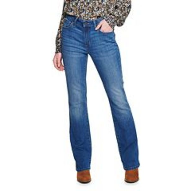Women's Sonoma Goods For Life® High-Waisted Bootcut Jeans deals at $14.99
