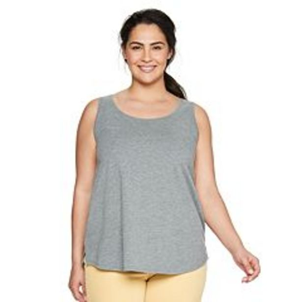 Plus Size Sonoma Goods For Life® Swing Tank deals at $4.8