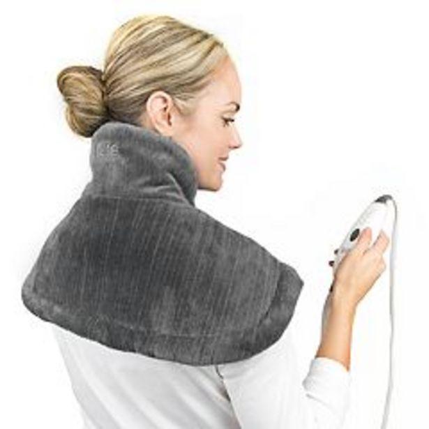 Pure Enrichment PureRelief Neck & Shoulder Heating Pad deals at $39.99