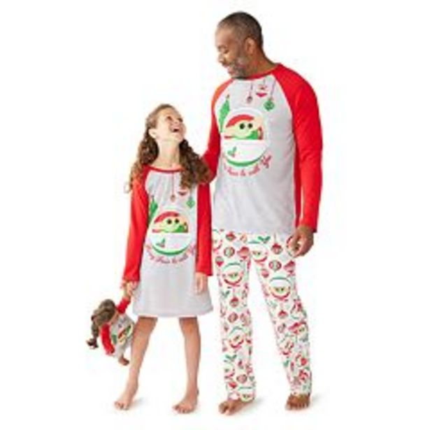 Jammies For Your Families® Star Wars The Mandalorian The Child aka Baby Yoda Pajama Collection deals at $18
