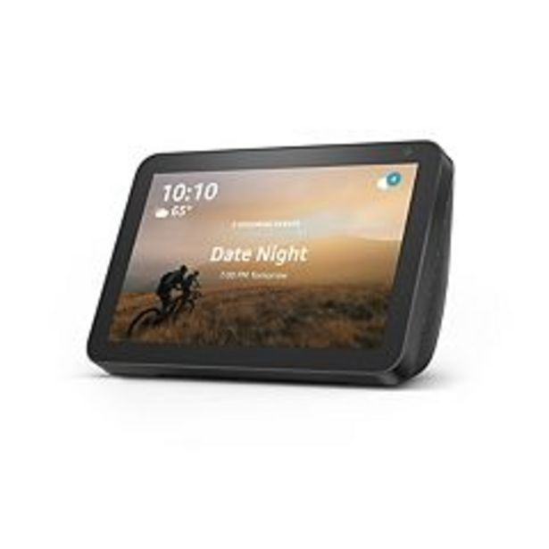 """Amazon Echo Show 8 Smart Display with Alexa and 8"""" HD Screen deals at $109.99"""
