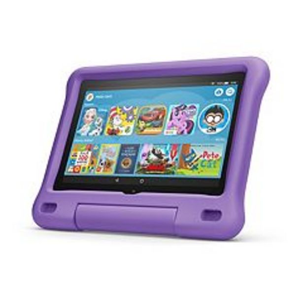 Amazon Fire HD 8 Kids Edition Tablet with Kid-Proof Case - 32 GB deals at $139.99