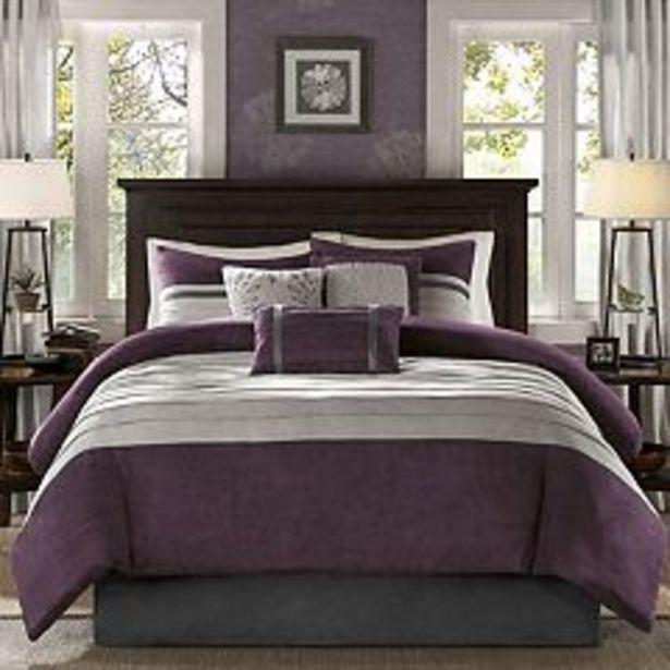 Madison Park Teagan 7-pc. Comforter Set deals at $129.99