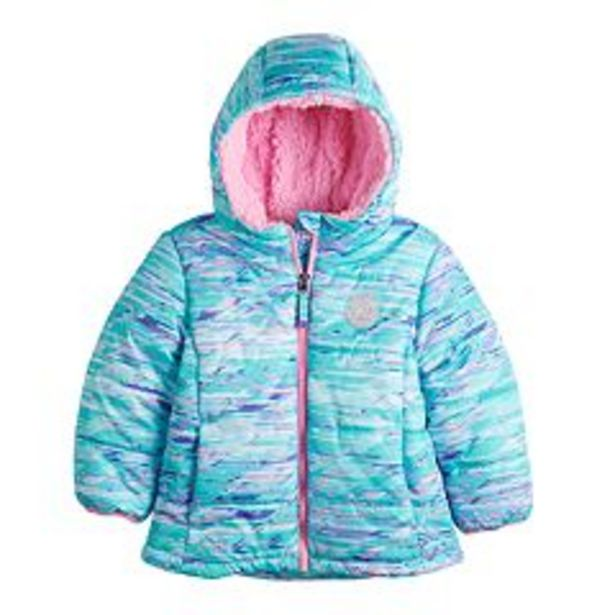 Toddler Girl ZeroXposur Aliyah Puffer Jacket deals at $25