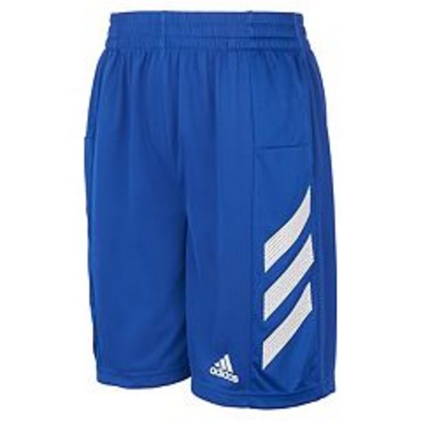 Boys 8-20 adidas Pro Sport 3S Short deals at $18.75