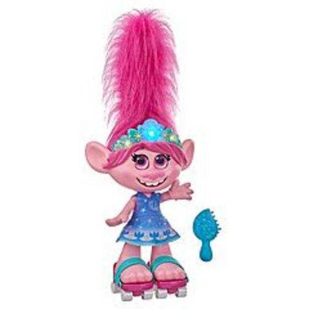 DreamWorks Trolls World Tour Dancing Hair Poppy deals at $19.99