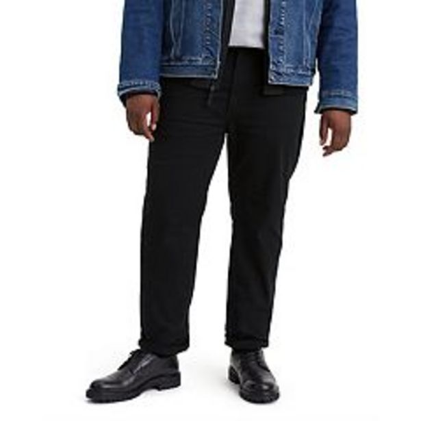 Big & Tall Levi's® 541™ Athletic Taper Stretch Jeans deals at $15.9