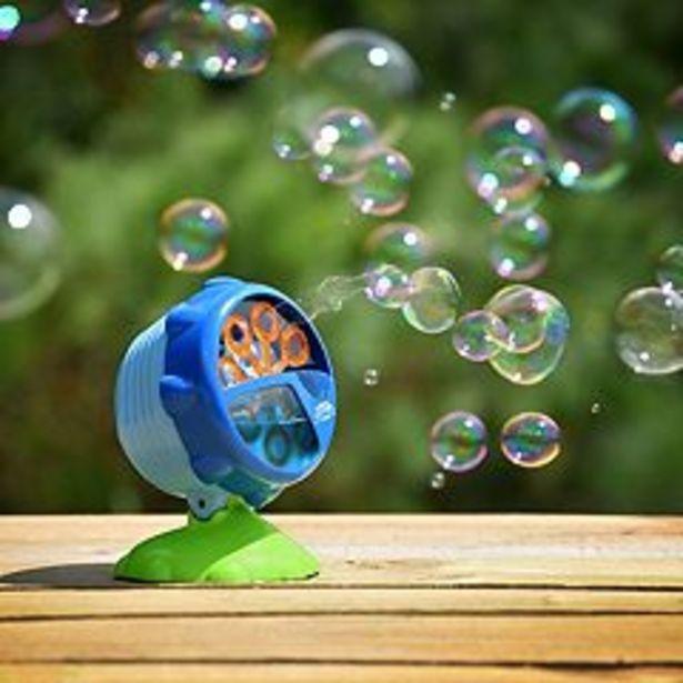 Sunny Days Entertainment Bubbles Light-up Turbo Bubble Blower deals at $8.99