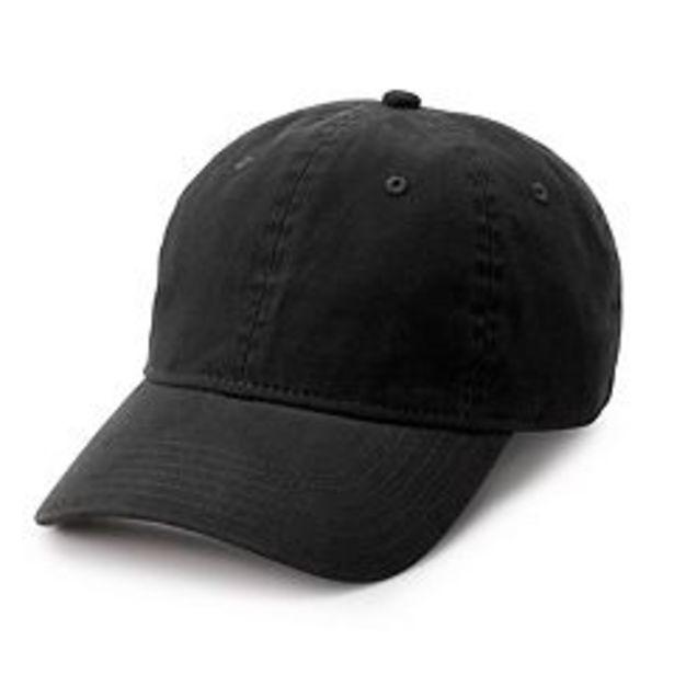 Men's Solid Cap deals at $14.99
