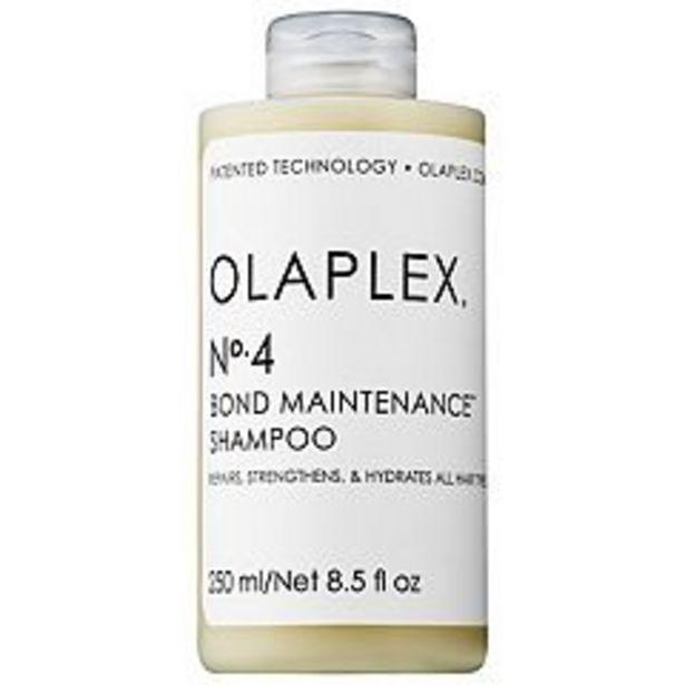 Olaplex No. 4 Bond Maintenance Shampoo deals at $14