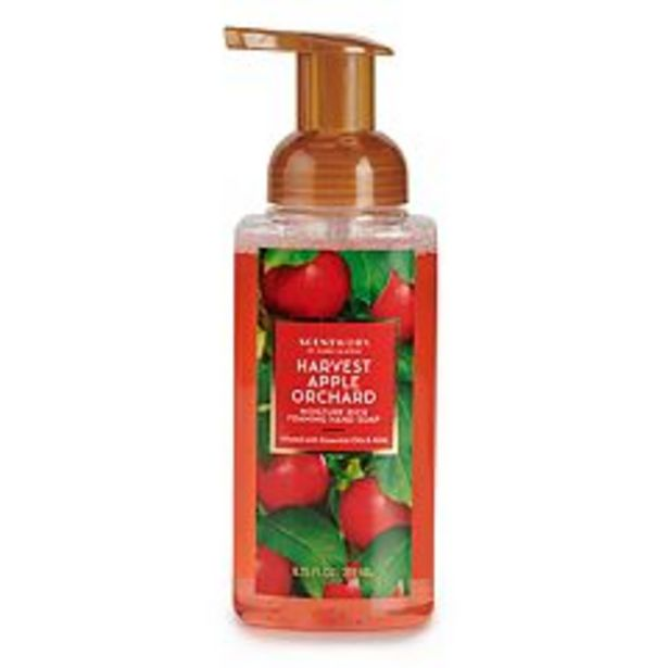 ScentWorx Harvest Apple Orchard Foaming Hand Soap deals at $5