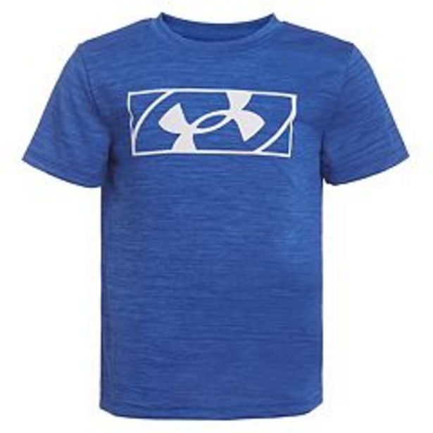 Boys 4-7 Under Armour Reinvent Logo Graphic Tee deals at $5.4