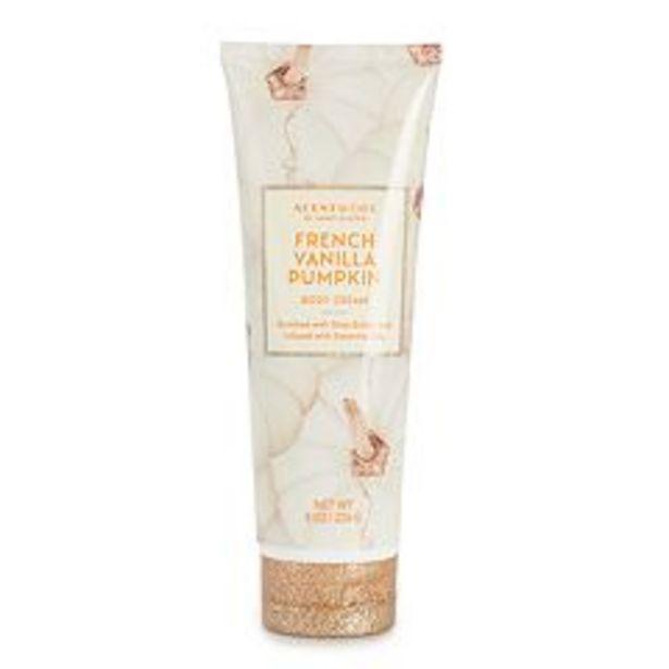 ScentWorx French Vanilla Pumpkin Body Cream deals at $8