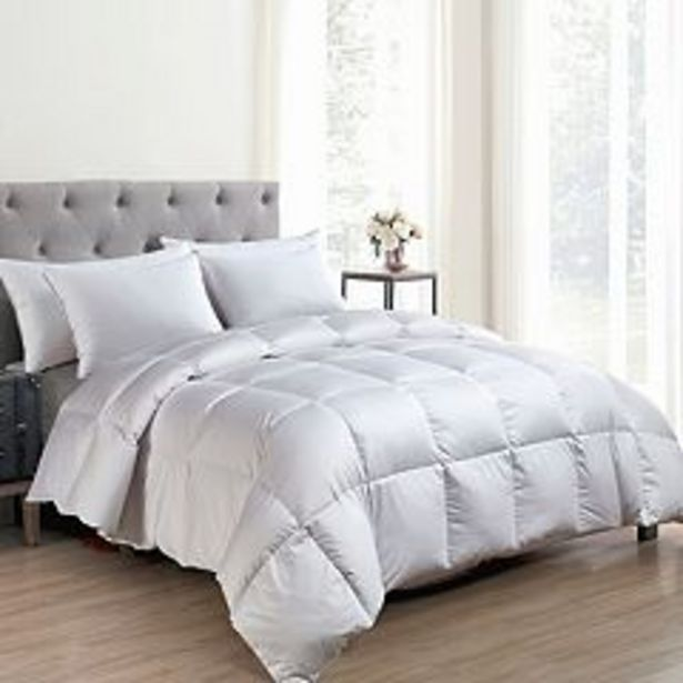 Hotel Suite All Seasons Warmth Down-alternative Comforter deals at $71.99