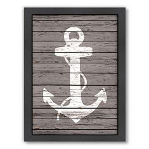 Americanflat Wood Quad Anchor Framed Wall Art deals at $32.99
