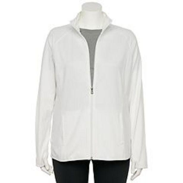 Plus Size Tek Gear® Essential Mockneck Jacket deals at $32