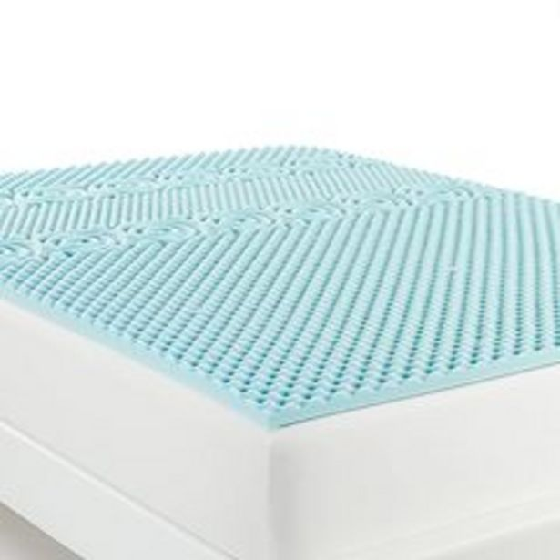 The Big One® Cool Flow Gel Memory Foam Mattress Topper deals at $37.49